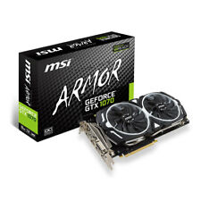 [BOX OF 3] MSI GeForce GTX 1070 ARMOR 8G OC Graphics Card