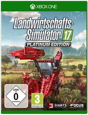 Landwirtschafts-Simulator 17 - Platinum (Microsoft Xbox One, USK 0 2017)