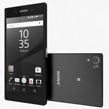 Black Sony Ericssion Xperia Z5 COMPACT 23MP LTE 32GB - Unlocked Mobile Phone