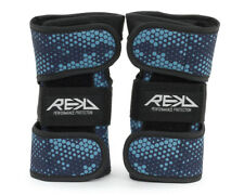 Rekd Dual Splint Wrist Guards for Scooter, Skate and BMX - Blue