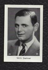Willi Stettner Actor Josetti Cigarette's, Berlin Germany Circa 1930's