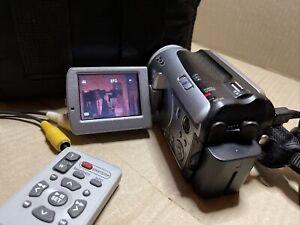 JVC EVERIO GZ-MG20EK - Hard Disk Drive + SD Card Camcorder Inc Charger, Bag