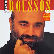 Demis Roussos – Voice and Vision 1989 EMI – 064 7 93399 1 Drafi Deutscher LP