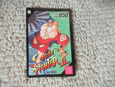 Ed Honda #8 Street Fighter 2 capcom Japan Anime Namco Japanese Fnz 3 1/4-2 1/4