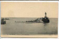 CP 76 Seine-Maritime - Le Havre - L'ancienne jetée en démolition