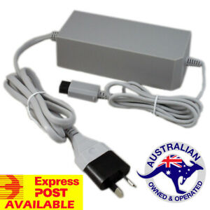 POWER SUPPLY ADAPTER / CABLE / LEAD for original Nintendo Wii console