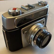 Rare Vintage Montanus Rocca 35 c1958 35mm Compact Film Camera, Good Condition