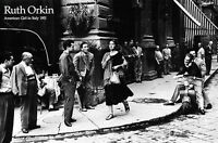 American Girl in Italy, 1951 by Ruth Orkin Photo Art Print Italian Poster 24x36