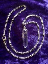 Handmade Alloy Crystal Gemstone Costume Necklaces & Pendants