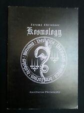 KOSMOLOGY - Ixaxaar Jeremy Christner Luciferianism LHP rare occult