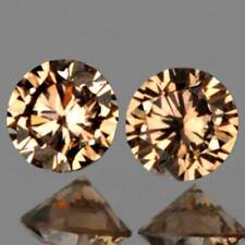 Natural (Finished) Round Loose Diamonds