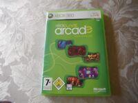 xbox 360 arcade compilation disc