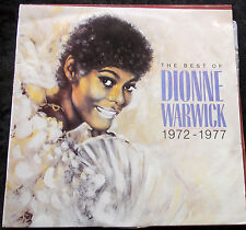 DIONNE WARWICK The Best Of 1972-1977 LP