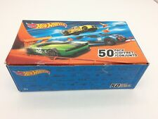 Hotwheels 50 Pack of Assorted Cars by Mattel