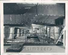 1948 Air Conditioning Units Western Electric Electronics Plant Press Photo