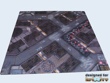 Micro Art Studio BNIB-Juego De Guerra Mat - 48x48inch-Distrito 5