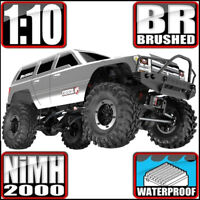 Everest Redcat Racing Everest Gen7 Sport 1/10 Scale Off-Road RC Truck Silver NEW