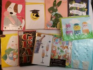 LOT/20 Papyrus Greeting Cards Graduation Easter Wedding Mothers Day Wholesale