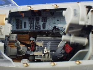 Eduard 1/32 Sukhoi Su-27 Flanker ejection seat detailing Trumpeter kit # 32537