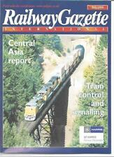 Railway Gazette International magazine - July 1998 DH