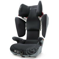 "CONCORD 2016 KINDERSITZ TRANSFORMER T ""Midnight Black""  ISOFIX AUTOSITZ"