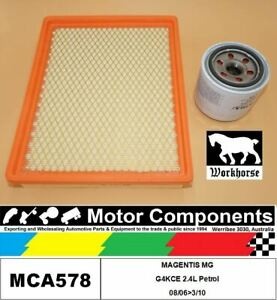 FILTER SERVICE KIT for KIA MAGENTIS MG G4KCE 2.4L Petrol 08/06>03/10