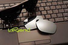 A8 Titanium Mirror POLARIZED Replacement Legend Lenses For Oakley DISPATCH 1