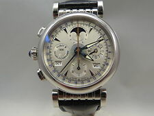 "DUBEY & SCHALDENBRAND ""SPIRAL VIP"" automatic CHRONOGRAPH #99 Watch. -NEW IN BOX-"