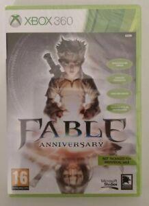 FABLE ANNIVERSARY Xbox 360 NEUF