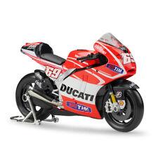 1:10 2013 MotoGP No.69 Nicky Hayden DUCATI Desmosedici Germany Motorcycle Model