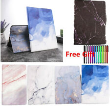 Fashion Marble Pattern Flip Case Shockproof Cover For iPad Mini Air Pro 9.7 10.5
