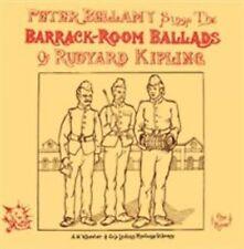 Peter Bellamy - Sings the Barrack-Room Ballads of Rudyard Kipling (2012)