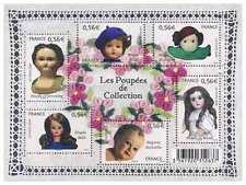 Feuillet F4394 - Les poupées de collection - 2009