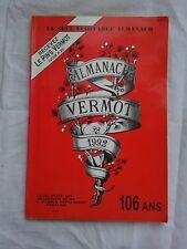 almanach VERMOT 1992 - 106 ans