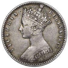 Victoria Half-Crown Coins