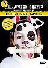 A Complete Guide To Halloween Face Painting (DVD, 2007)