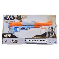 Official Nerf Star Wars The Mandalorian Blaster, 3 Official Nerf Elite Darts