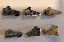Lot of 6 Phish Band Hat Lapel Pin Backs Pins Grateful Dead Nike Dunks MSG NYE