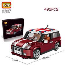 Construction Sets Loz Kids Model Kits Car Toys Gift Collecting 492Pcs Kids
