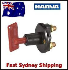 NARVA 61038 - Battery Master Kill Switch Isolator Cut Off 100 Amp Car Boat Truck