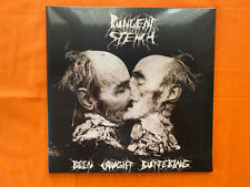 Pungent Stench - Been Caught Buttering Gatefold Vinyl LP Album - New & Sealed