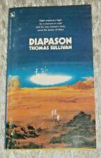 Thomas Sullivan, DIAPASON, Vintage 1978 Science Fiction Paperback Novel