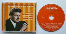 ⭐⭐⭐⭐ 25 Greatest Hits ⭐⭐⭐⭐ 25 Track CD 1998  ⭐⭐⭐⭐ Johnny Burnette ⭐⭐⭐⭐
