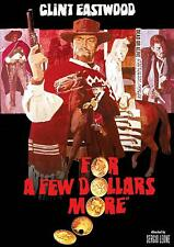 For A Few Dollars More Dvd | New Special Edition | Kino Lorber
