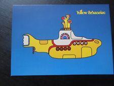 2 x Edgar-Karte Nr. 23.954  - Yellow Submarine -    (THE BEATLES)