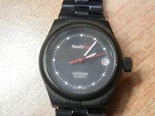 Vecchio orologio da polso MURATTI TIME MICROMA QUARTZ MLA 527 BC water resistant