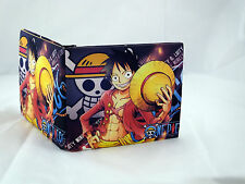 One Piece/Monkey.D.Luffy PU leather Wallet (OPWL4)