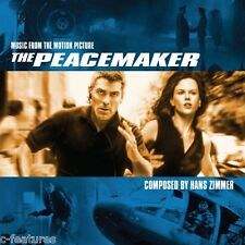 THE PEACEMAKER Hans Zimmer LA-LA LAND 2-CD Soundtrack SCORE Ltd Edition NEW!