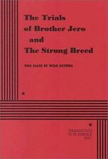 Trials of Brother Jero and the Strong Breed by Wole Soyinka (1969, Paperback)