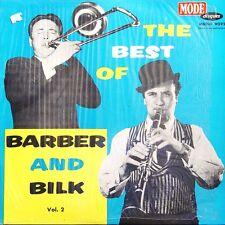 The Best Of BARBER And BILK Vol. 2 FR Press Mode MDINT 9092 LP